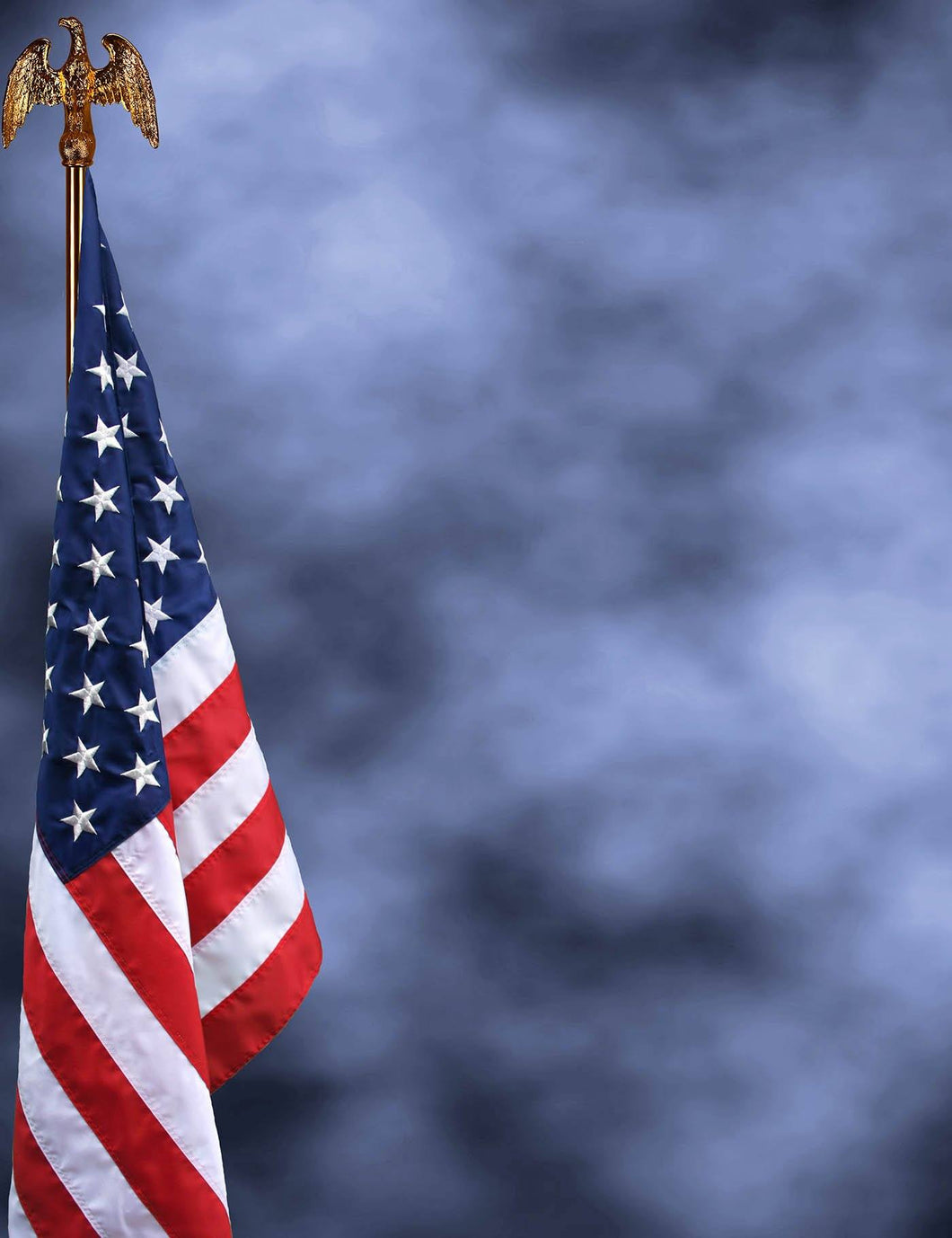 abstract gray purple with american flag photography backdrop j 0620