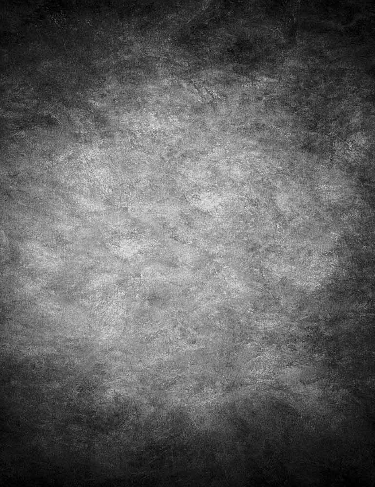Abstract Gray Texture In Center Dark Around Edgs Backdrop For Photography - Shop Backdrop