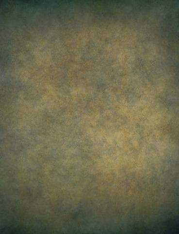 Abstract Gray Yellow Printed Old Master Backdrop For Photography - Shop Backdrop