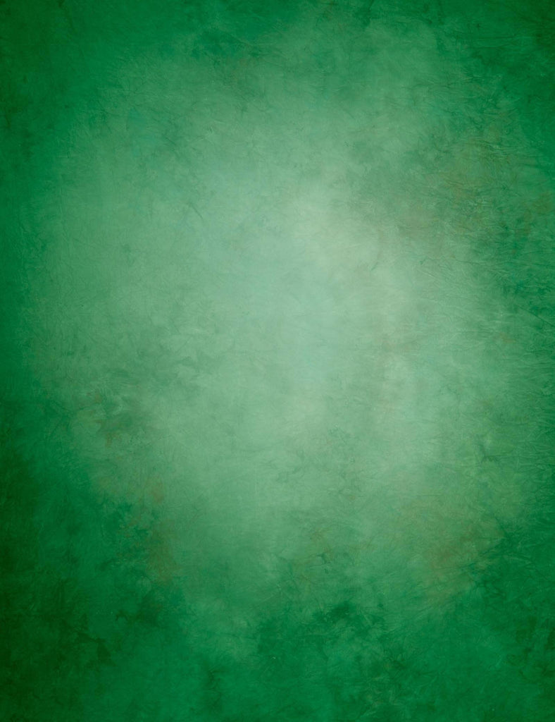 Abstract Green Portrait Photography Backdrop J-0638 - Shop Backdrop