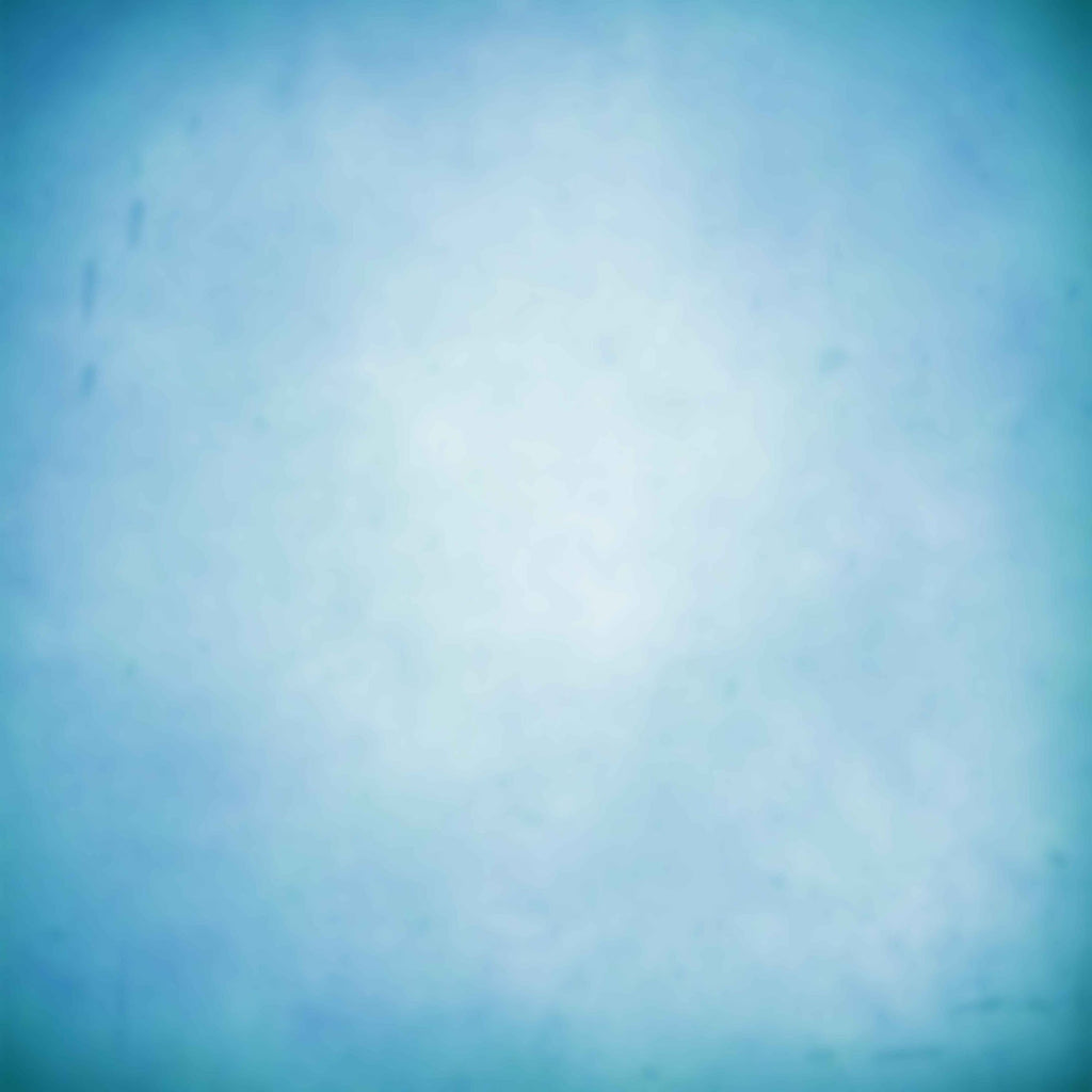 Abstract Light Sky Blue Old Master Printed Lighter In Center Backdrop For Photography - Shop Backdrop