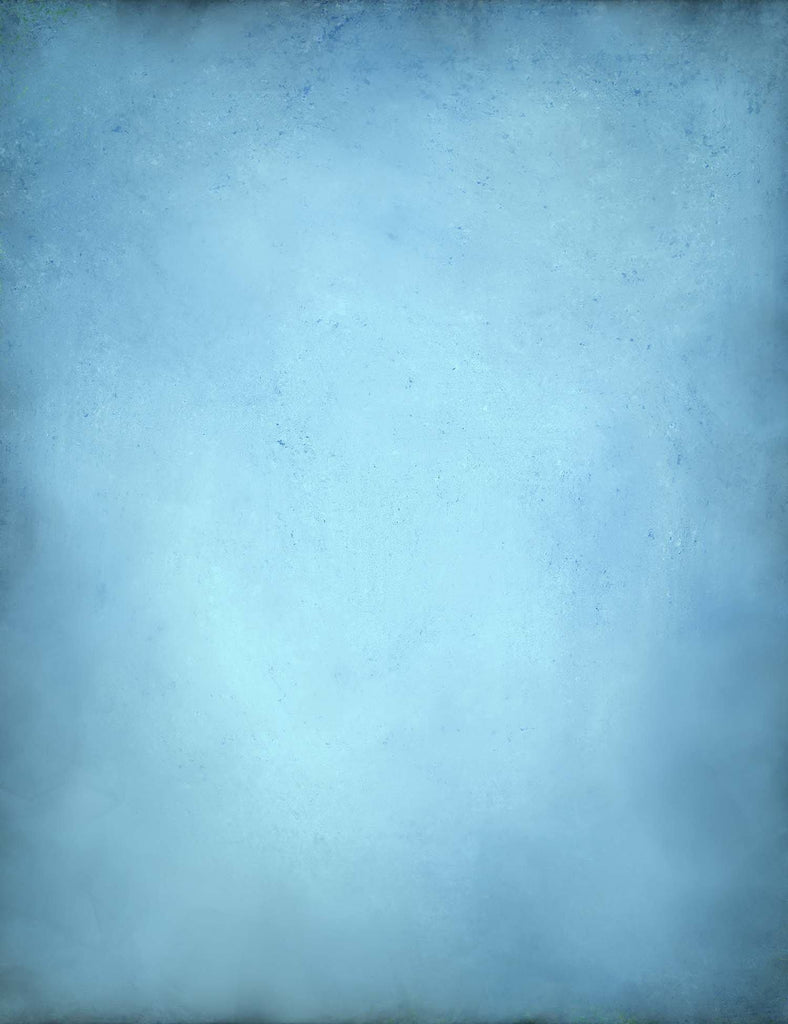 Abstract Lighter Blue Wall Background Old Master Printed Backdrop - Shop Backdrop