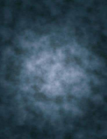Abstract Marine Blue Texture With Gray In Center Old Master Backdrop - Shop Backdrop