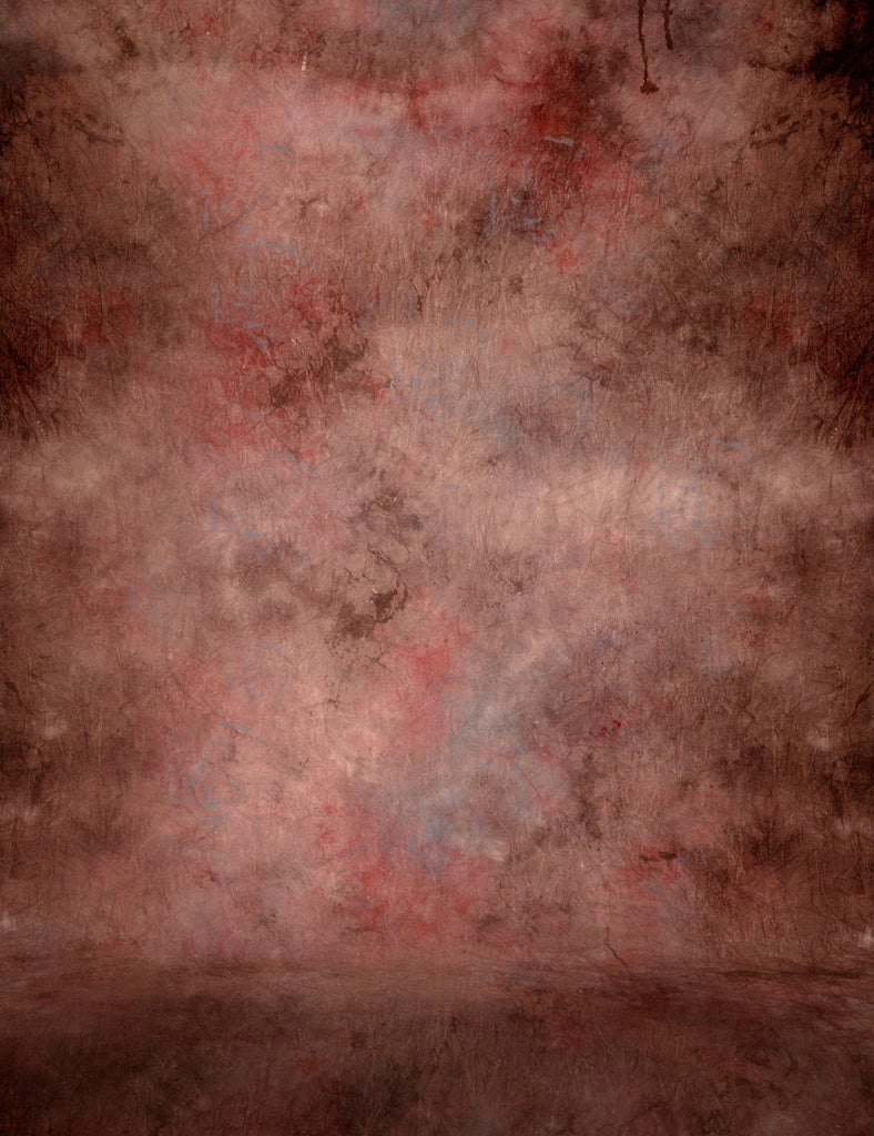 Abstract Maroon With Red Gray And Hints Of Blue Photography Backdrop J-0627 - Shop Backdrop
