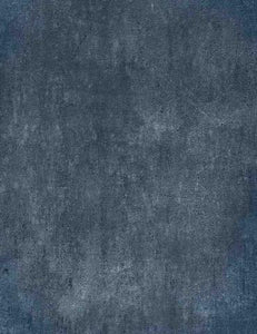 Abstract Navy Blue Printed Old Master Backdrop For Photography - Shop Backdrop