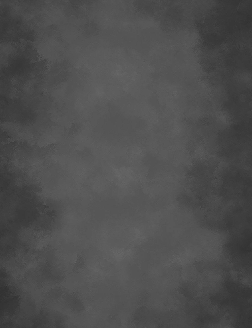 Abstract Painted Old Master Canvas Warm Black Texture Backdrop - Shop Backdrop