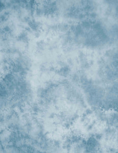 Abstract Pale Blue With Light Gray Printed Old Master Backdrops - Shop Backdrop