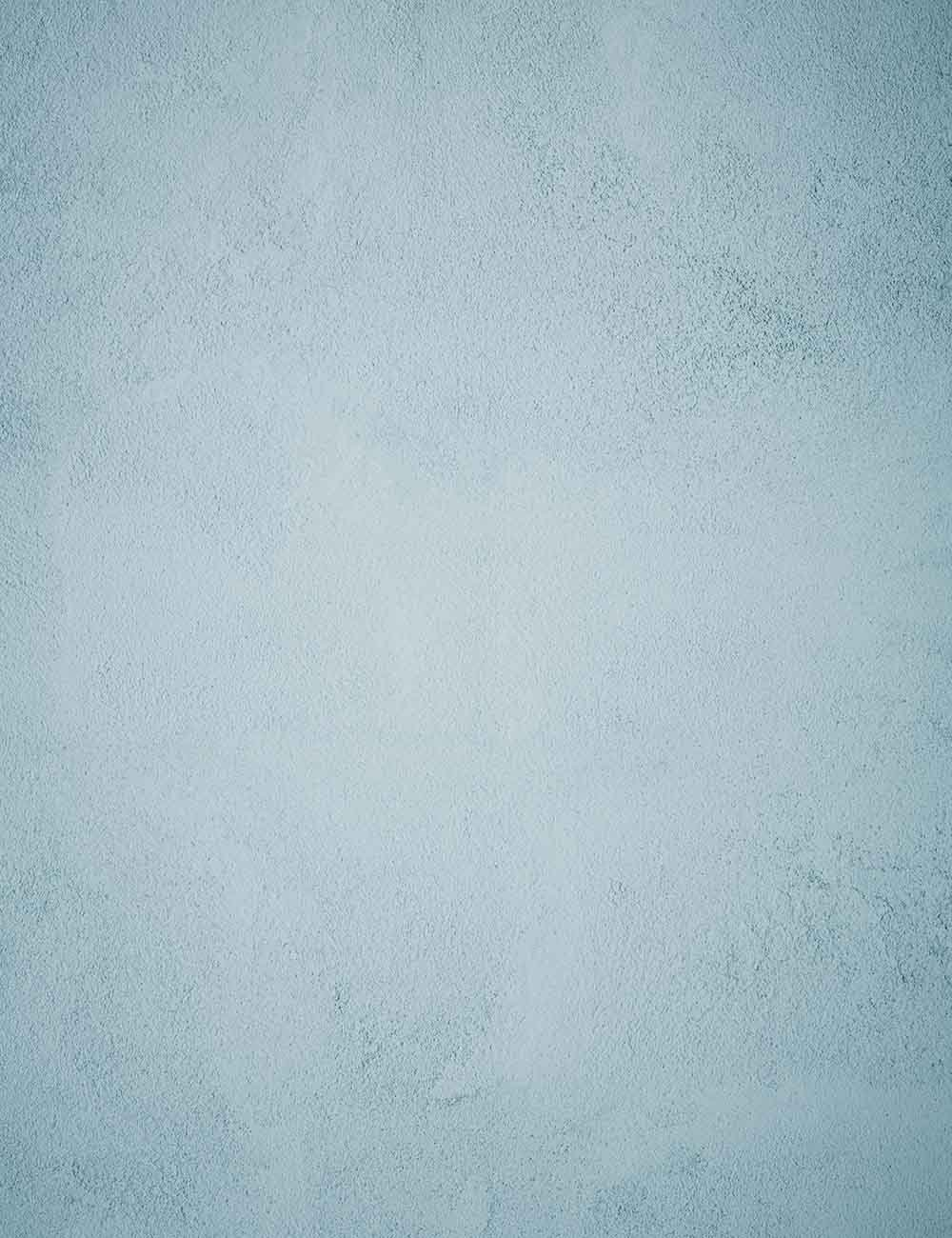 Abstract Pale Turquoise Color Painted Wall Backdrop For Photography - Shop Backdrop