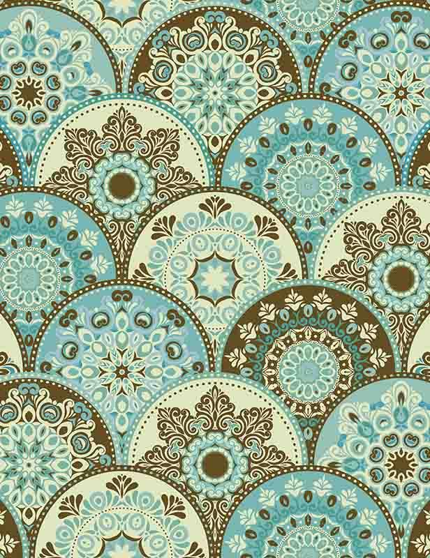 abstract pattern trendy colored abstract floral circles photography