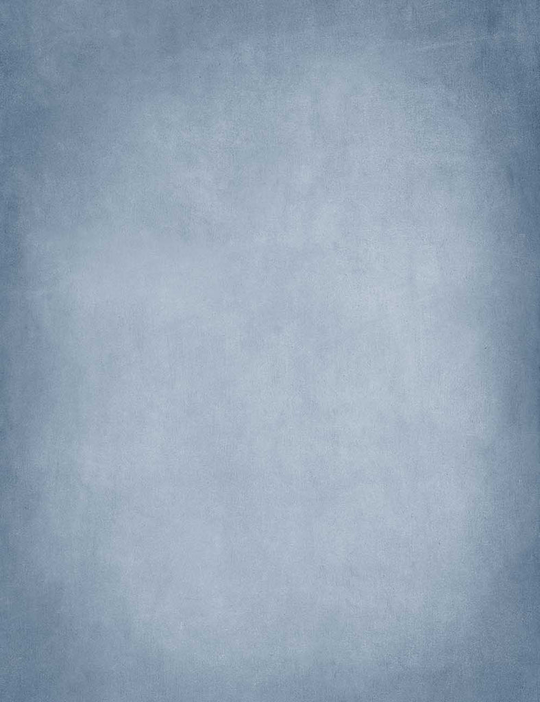 Abstract Powder Blue Texture Backdrop For Photo Studio - Shop Backdrop