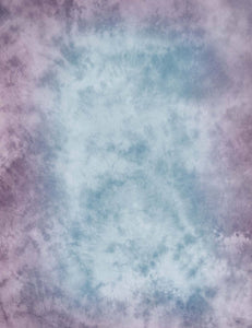 Abstract Purple With Blue Center Spot Texture Photography Backdrop J-0623 - Shop Backdrop
