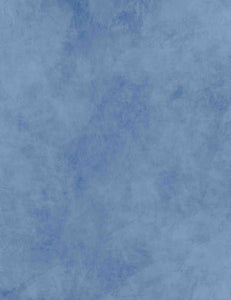 Abstract Steel Blue Printed Old Master Photo Backdrop - Shop Backdrop