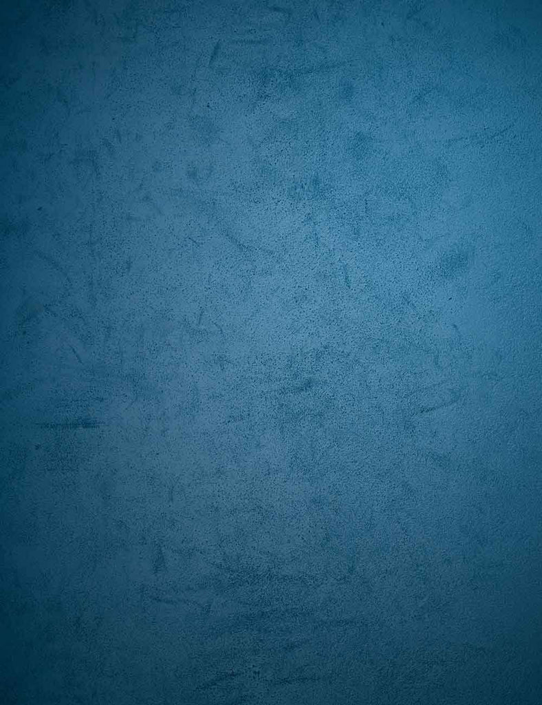 Abstract Steel Blue With Little Texture Photography Backdrop - Shop Backdrop