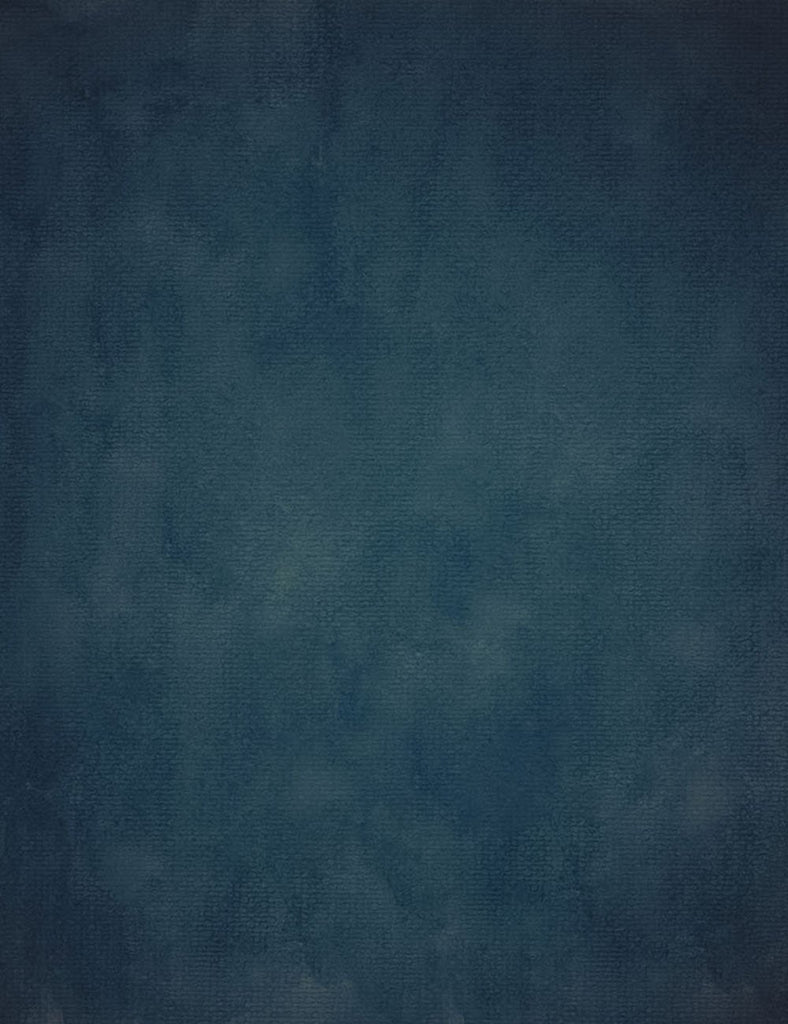 Abstract Strong Blue Printed Photography Backdrop J-0591 - Shop Backdrop