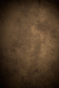 Abstract Warm Brown Dark On Edges Old Master Printed Backdrop - Shop Backdrop