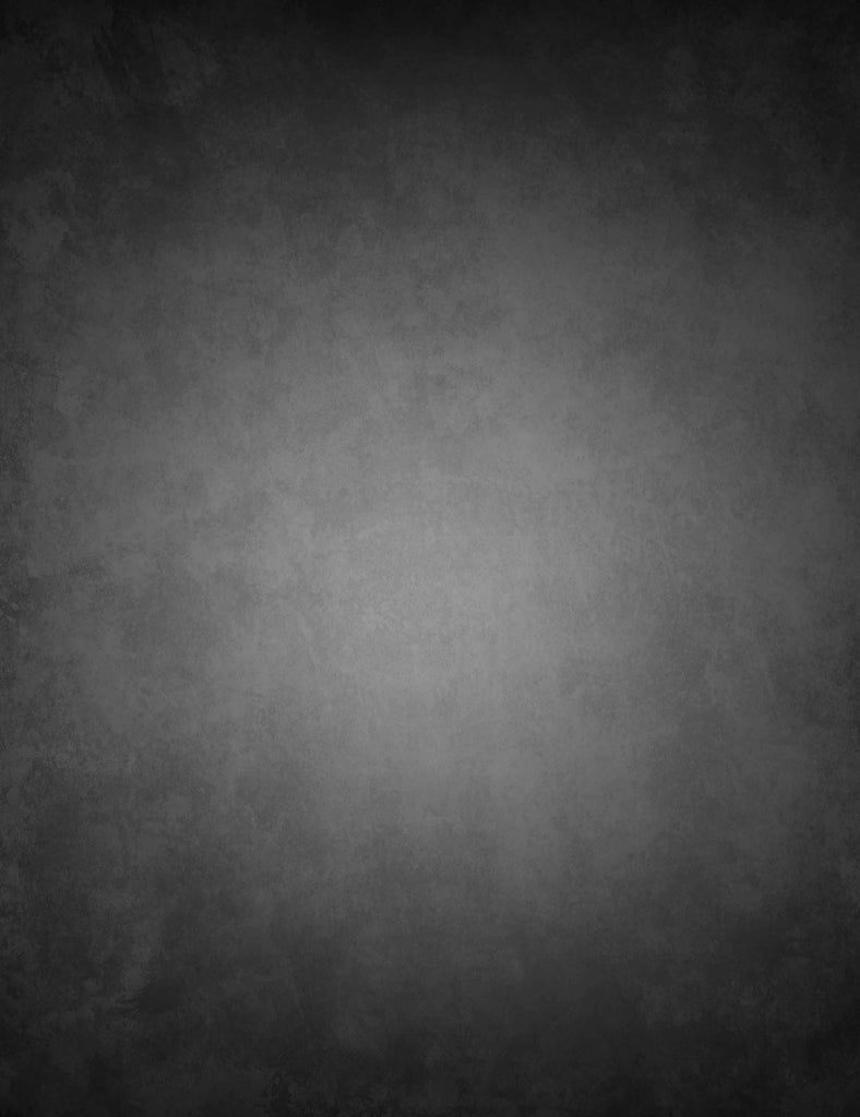 Black With Light Gray In center Abstract Photography Backdrop J-0498 - Shop Backdrop