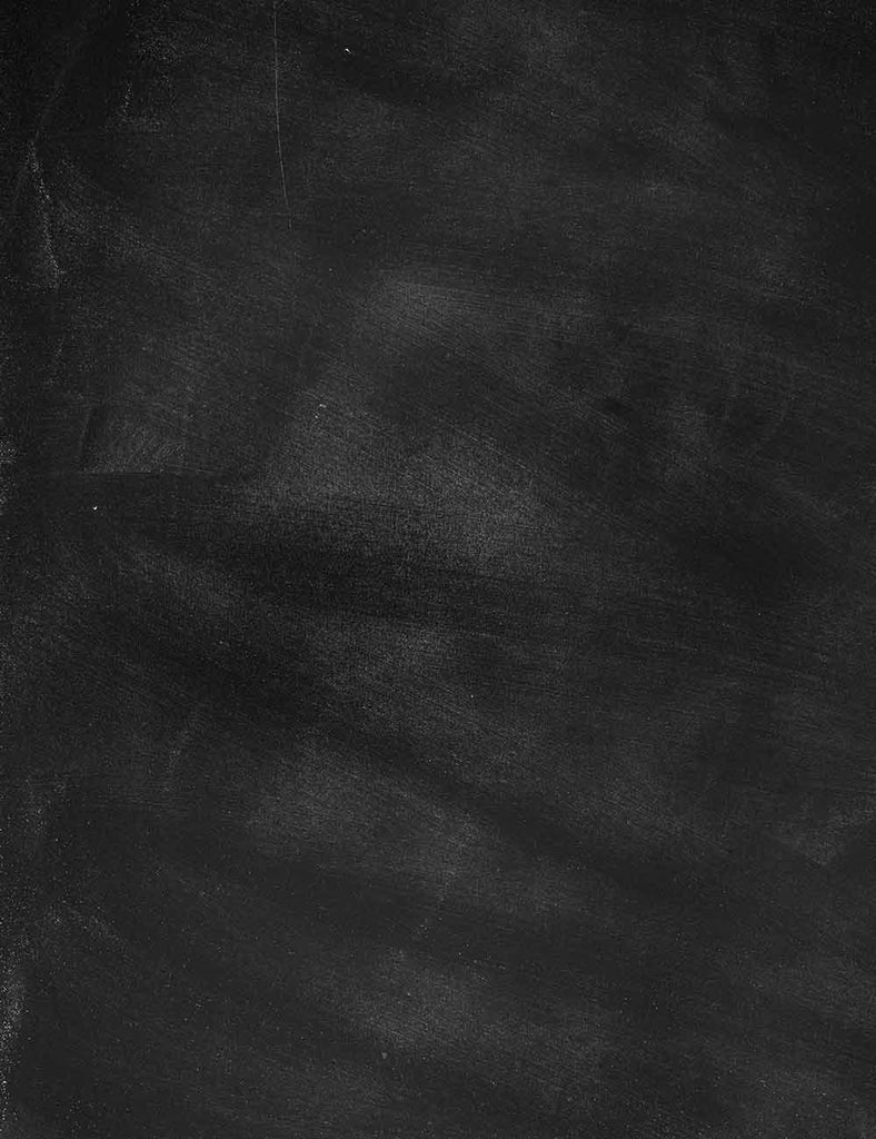 Blackboard With Little White Chalk Dust Backdrop For Photo Studio - Shop Backdrop