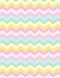 Chevron Colorful Backdrop For Children Photography - Shop Backdrop