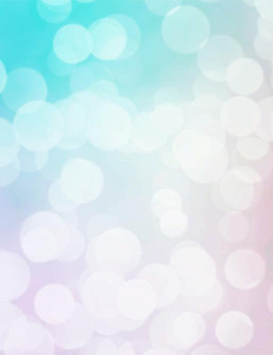 Colorful Abstract Background With Pastel Bokeh Lights Photography Backdrop J-0304 - Shop Backdrop