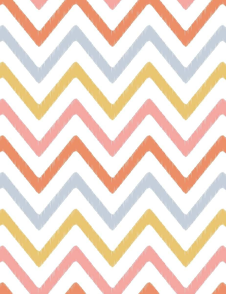 colorful chevron printed background photography for baby backdrop