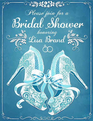Custom Background For Bridal Shower Photography Backdrop J-0075 - Shop Backdrop