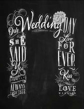 Custom Wedding Day Kiss Love For Ever Photography Backdrop - Shop Backdrop