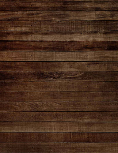 Deep Brown Wood Floor Texture Backdrop For Photography - Shop Backdrop