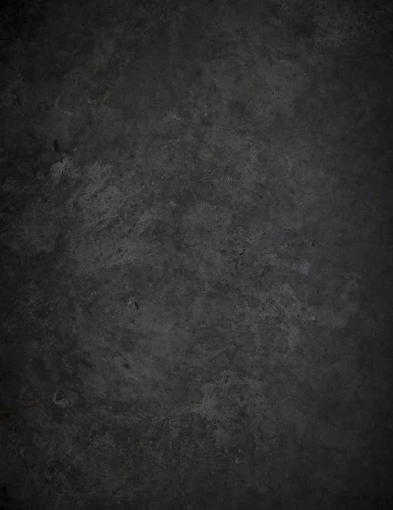 Deep Dim Gray Texture Oliphant Backdrop For Studio Photo - Shop Backdrop