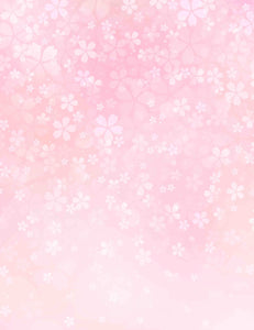 Flowers Printed On Pink Paper Wall Backdrop For Baby Photo - Shop Backdrop