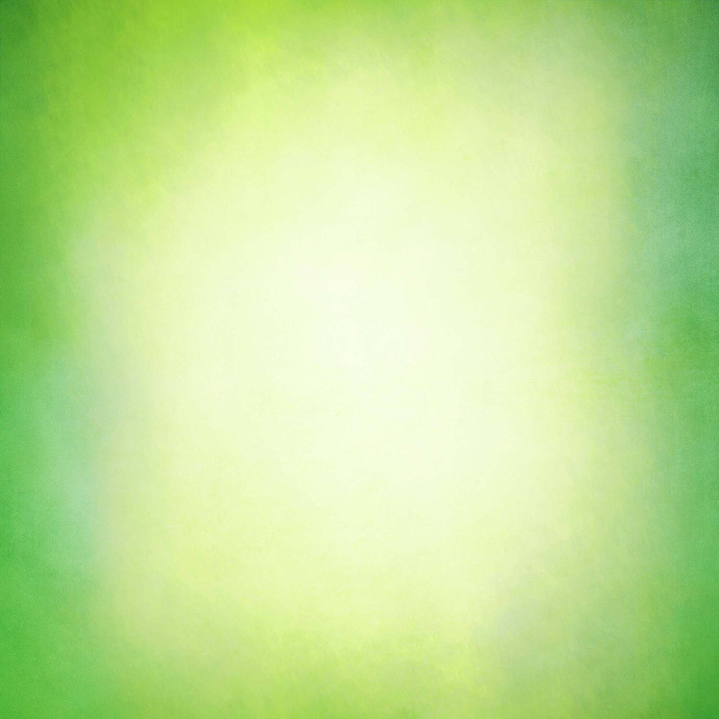 Fresh Leaves Green Abstract Lighter In Center Backdrop For Photography - Shop Backdrop