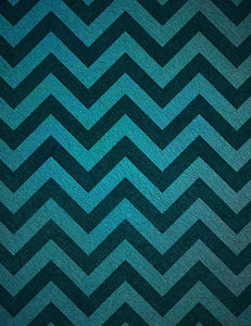 Green And Dark Green Chevron Photography Backdrop J-0461