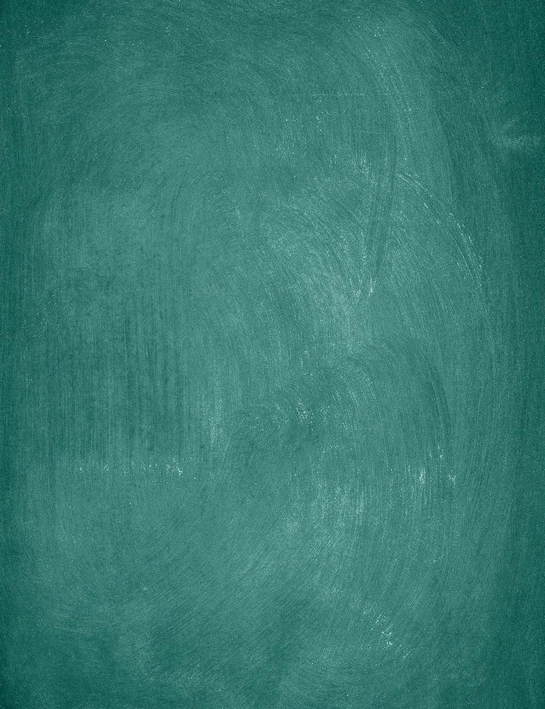 Green Chalkboard With Texture Photography Backdrop J-0735