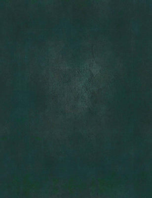 Printed Old Master Dark Green Photography Backdrop J-0527