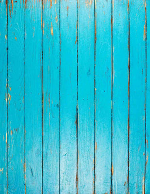 Grunge Blue Wood Floor Texture  Backdrop For Photography - Shop Backdrop