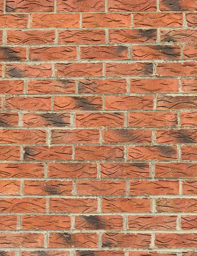 Grunge Old Red Brick Wall Pattern Photography Backdrop - Shop Backdrop