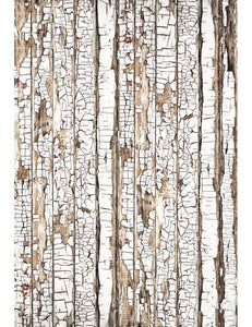 Grunge White Cracked Wooden Floor Mat backdrop For Photography Floor-800