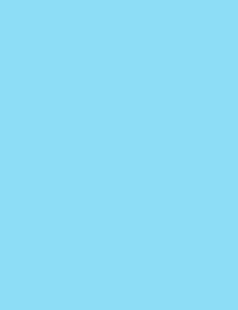Light Blue Sky Photography Solid Fabric Backdrop