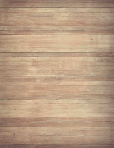 Light Brown Printed Wood Floor Mat Backdrop For Photography