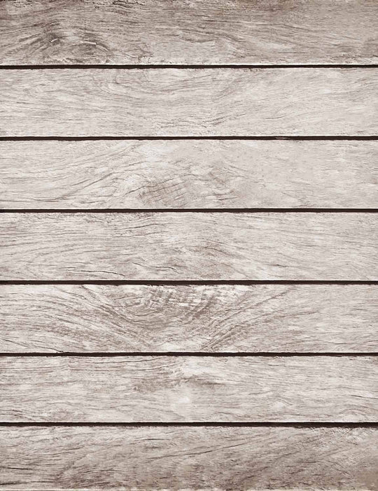 Light Gray Texture Wood Floor Wall Photography Backdrop