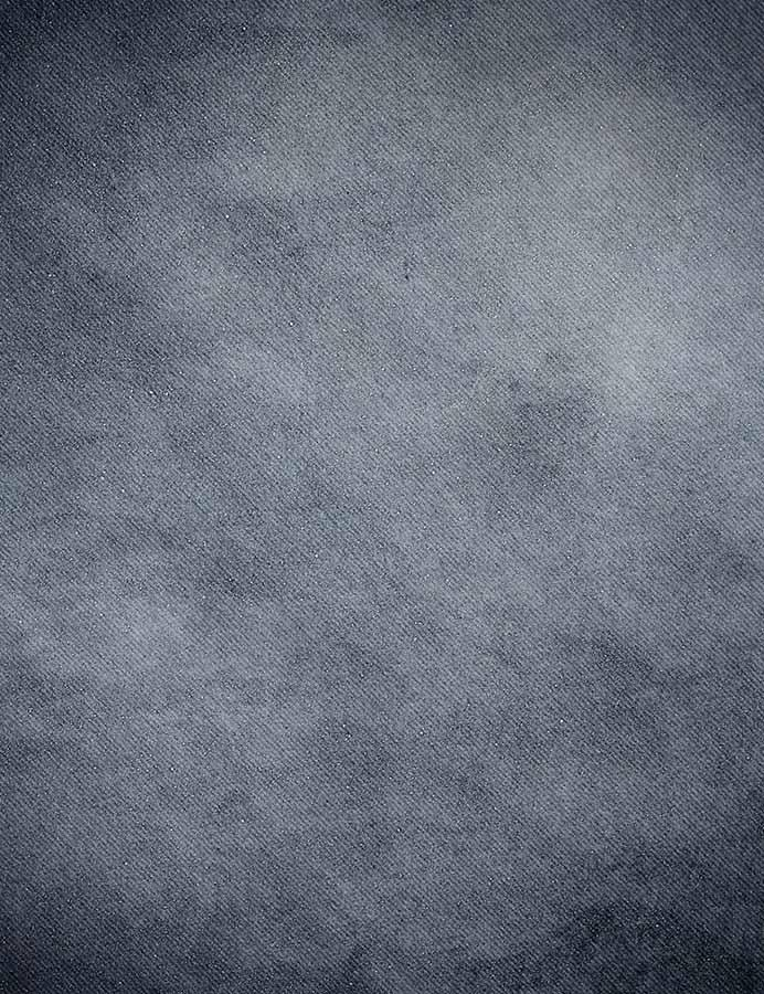Light Slate Gray Printed Old Master Detail Texture Photography Backdrop J-0479