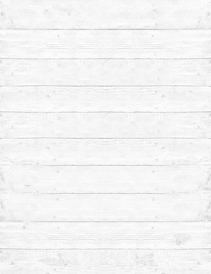 Milk White Wooden Floor Mats Backdrop For Photography J-0071