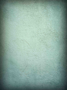 Nearly Solid Cold Blue Wall Old Master Photography Backdrop
