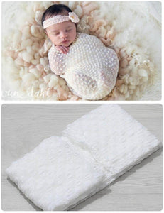 Newborn Bubble Point Yarn Wraps Photography Props