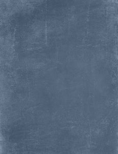 Old Master Dark Blue Grunge Photography Backdrop Q-0573