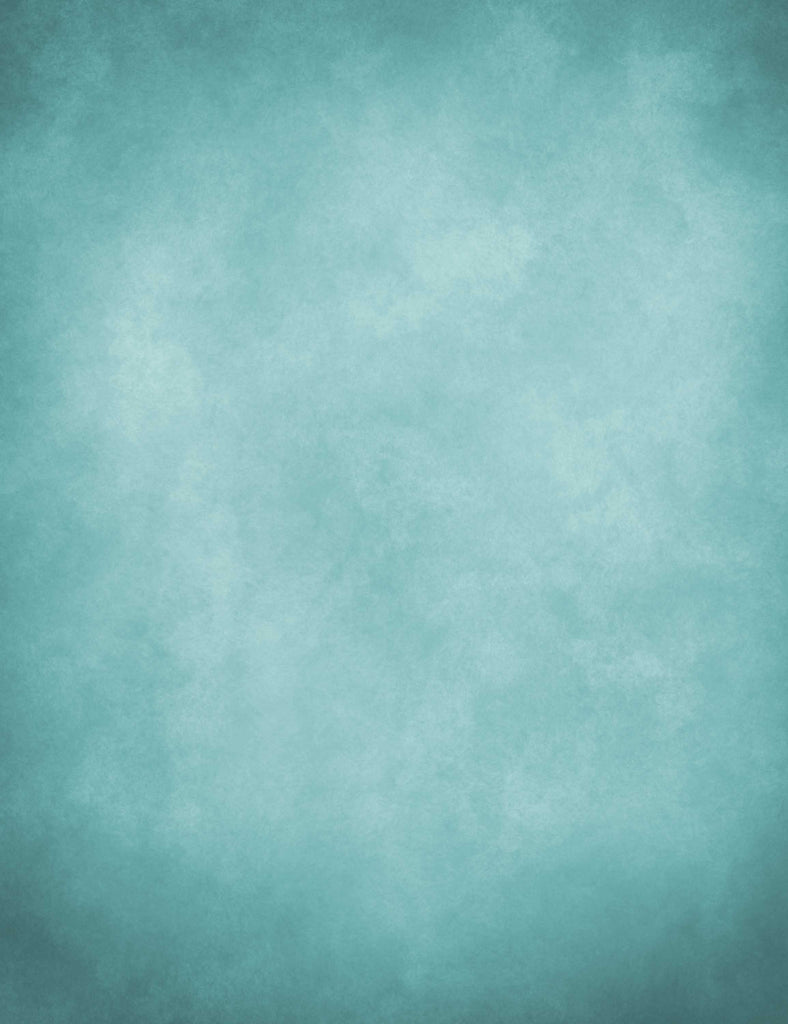 Old Master Printed Pale Turquoise Backdrop For Photography