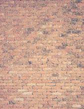 Old Master Printed Red Brick Wall Texture Photo Backdrop For Studio