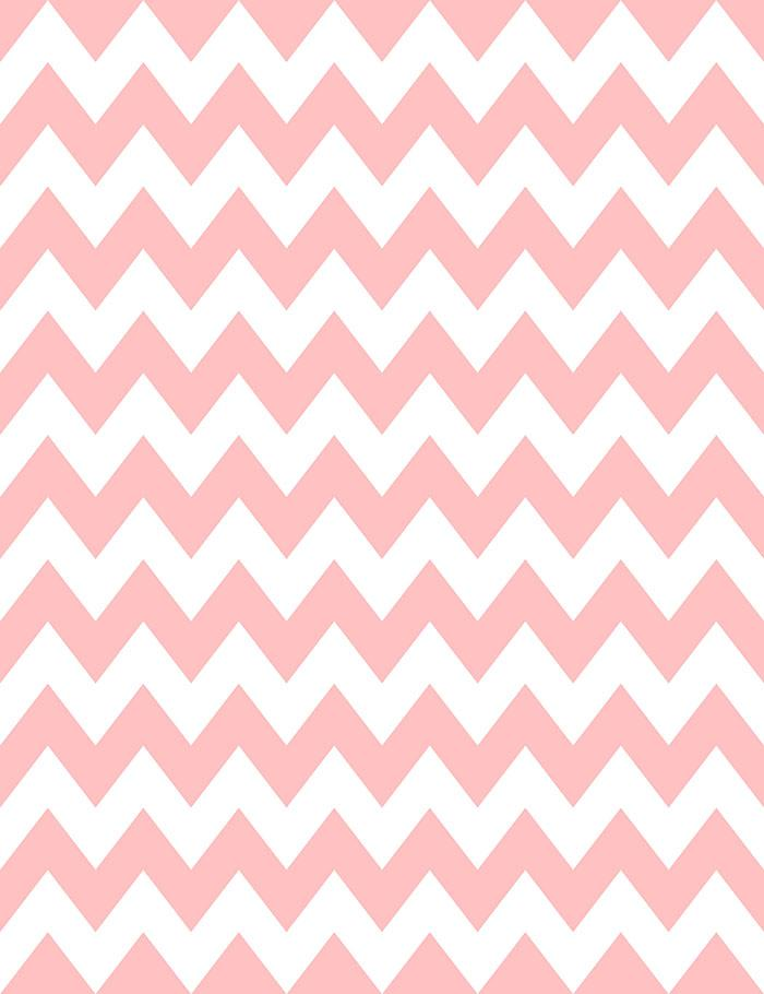Painted Pink And White Chevrons Backdrop For BirthPainted Pink And White Chevrons Backdrop For Birthday Photography J-0086day Photography J-0086