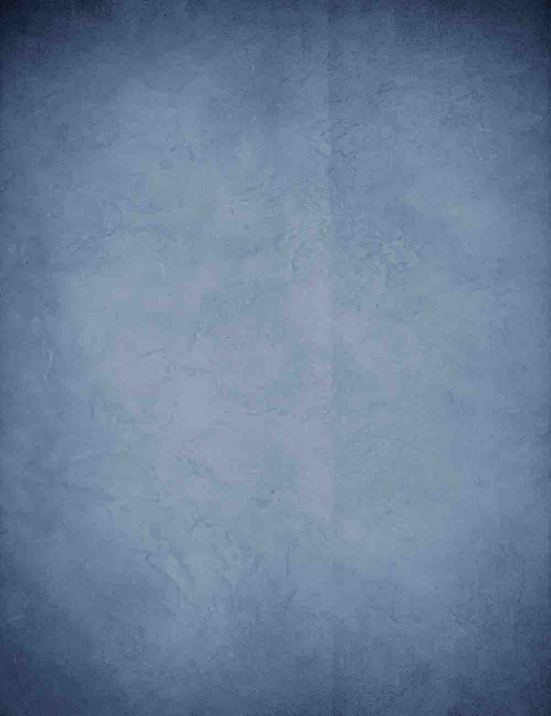 Peinted Old Master Light Blue Texture Backdrop For Photography