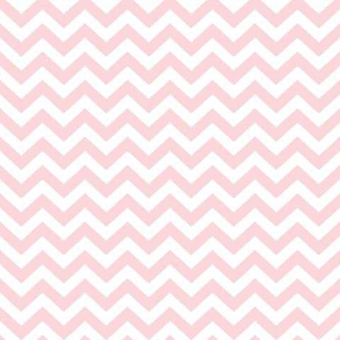 Pink Chevron Printed Background Photography Backdrop