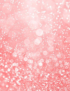Pink Sparkle backdrop For Wedding Photography  J-0297